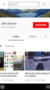Abhi sharma tech - náhled