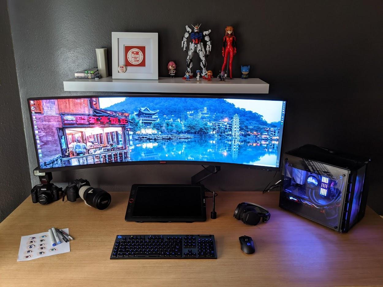 Màn hình Gaming AGON Ultra Wide AG493UCX - 287531