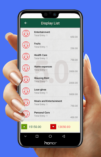 Daily Expenses 5.0 - Manage Spending Money screenshot 6