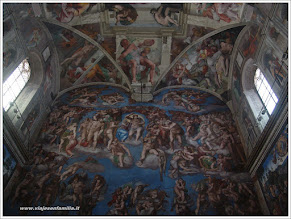 Photo: http://www.viajesenfamilia.it/ Capilla Sixtina