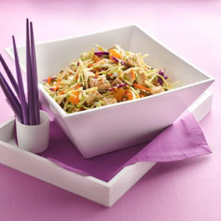 Scoopable Chinese Chicken Salad Recipe