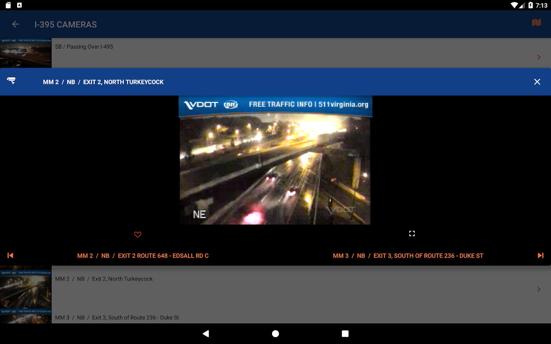 VDOT 511 Virginia Traffic - Android Apps on Google Play