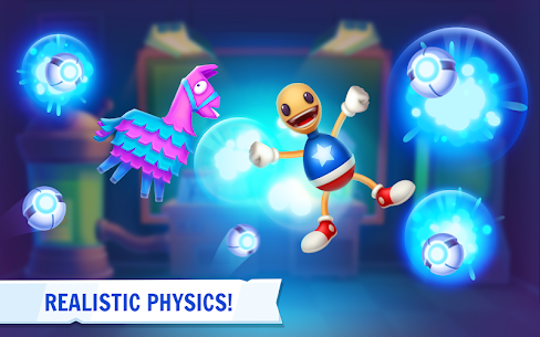 Kick the Buddy: Forever MOD Apk (Unlimited Money) 10