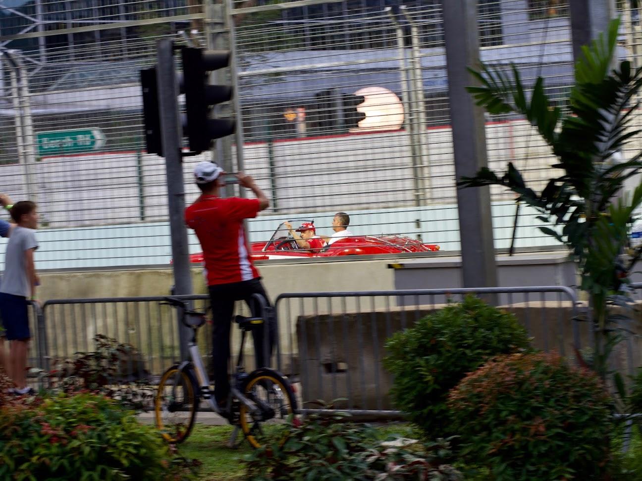 Singapore GP 2017