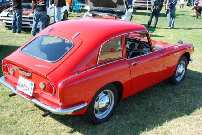 1965 Honda S600 Coupe Hire CA