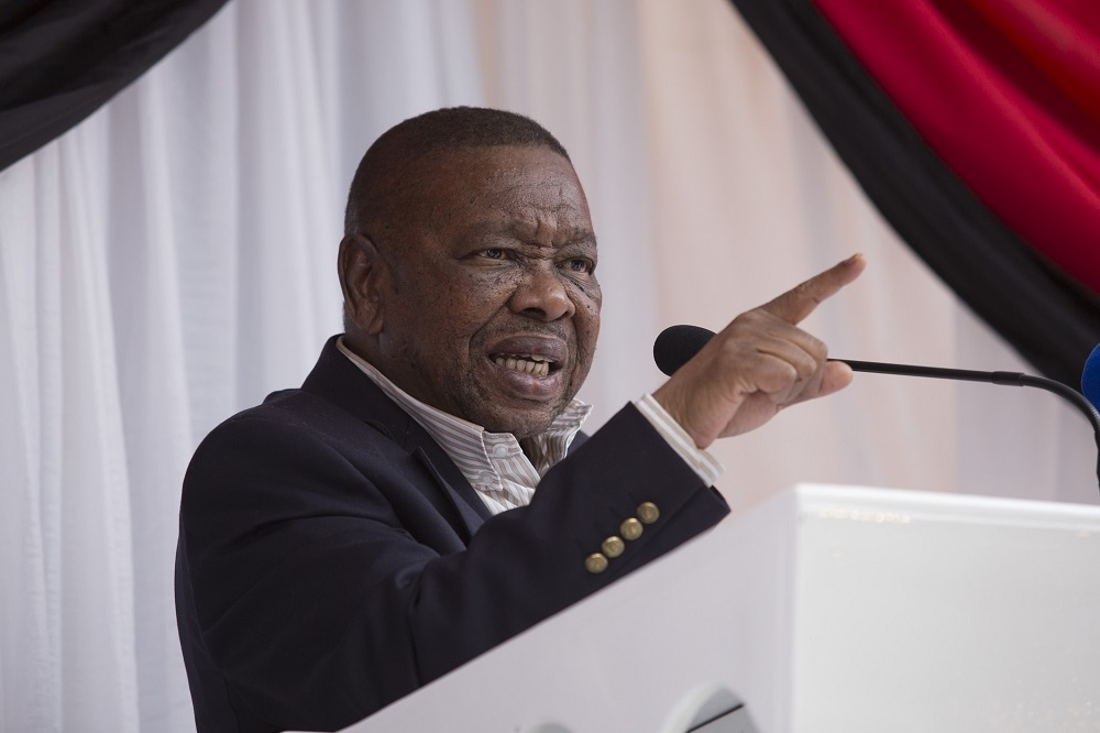 Nzimande concerned about lack of transformation at vice-chancellors level - SowetanLIVE