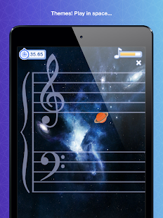 Note Rush: Learn to Read Music- screenshot thumbnail