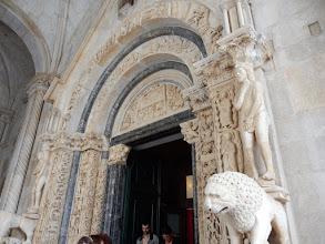 Photo: De Sint-Laurenskathedraal (Katedrala Sv. Lovre) In Trogir