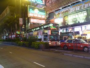 Photo: Noční Hong Kong...