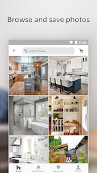 Houzz - Home Design & Remodel APK screenshot thumbnail 3