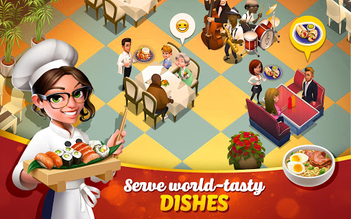 Tasty Town - Cooking & Restaurant Game ud83cudf54ud83cudf5f screenshots 9