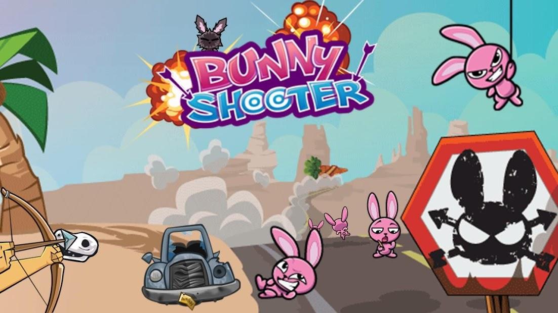Bunny Shooter Free Funny Archery Game screenshot 5
