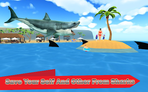 Shark Hunting: Shark Games 4