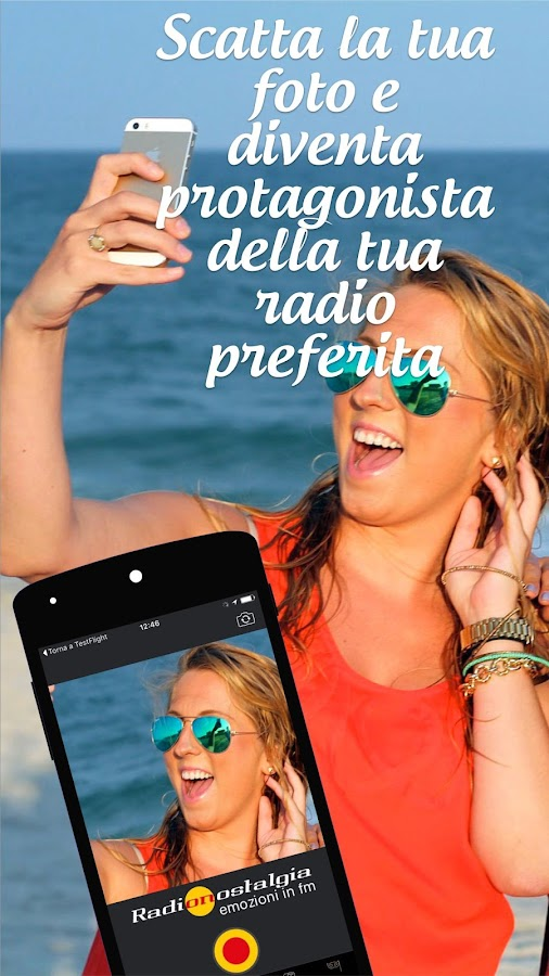 Radio Nostalgia Toscana- screenshot