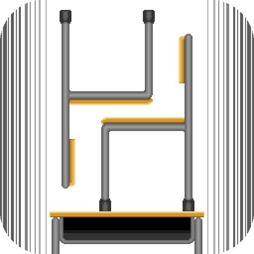 テトリ椅子 休閒 App LOGO-硬是要APP