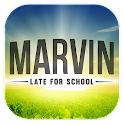 Marvin: Late for School icon