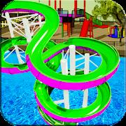 Water Slide Games Simulator