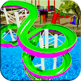 Water Slide Games Simulator icon