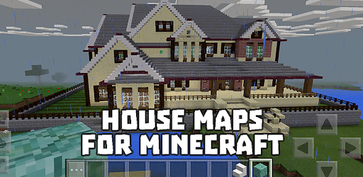 Minecraft Christmas Houses.Fun House Maps For Minecraft Apps On Google Play