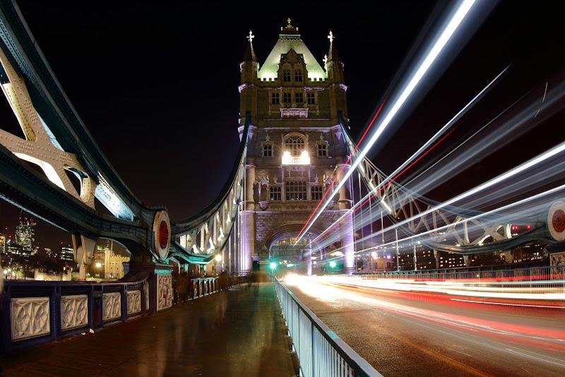 Notte a Londra di Sgheno