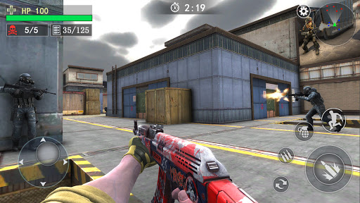 FPS new commando secret mission-free shooting game apkmr screenshots 6