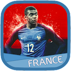 Equipe de France de Football Fond d'écran HD icon