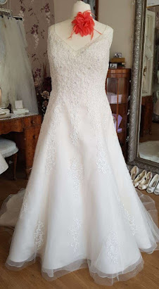 D1543-C Sacha James Wedding Dress