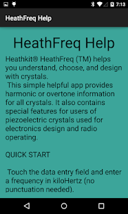 Heathkit® HeathFreq- screenshot thumbnail