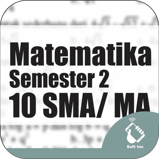 Kelas 10 SMA-SMK-MA Mapel Matematika Semester 2