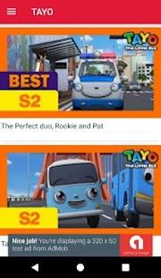 TAYO TV - náhled