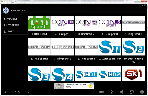 Download IPTVShqip Pro For PC Windows and Mac apk screenshot 2