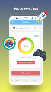 VPN Ukraine – Get Ukrainian IP or unblock sites App Download For Android 3
