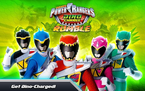Power Rangers Dino Rumble- screenshot thumbnail