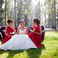 Wedding photographer Lyubov Mishina (mishinalova). Photo of 07.10.2014