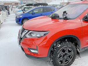 エクストレイル HNT32 20Xハイブリッド4WDのカスタム事例画像 *アクア*さんの2020年02月12日07:45の投稿