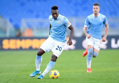 La Lazio s'impose et recolle au peloton européen