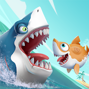 Game Hungry Shark Heroes v2.9 MOD FOR ANDROID | X100 DMG | GOD MODE
