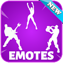 Emotes for Battle Royale icon