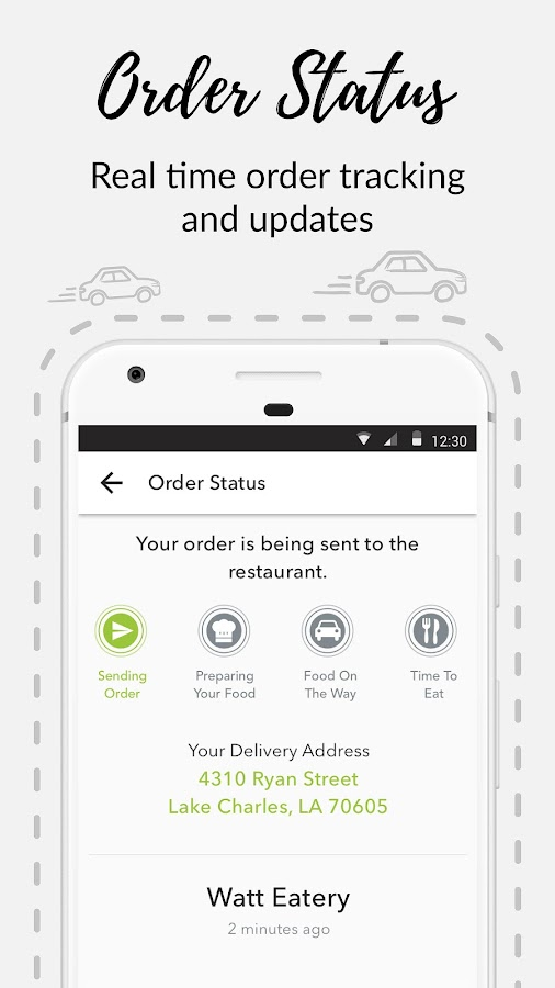 Waitr—Food Delivery & Carryout- screenshot
