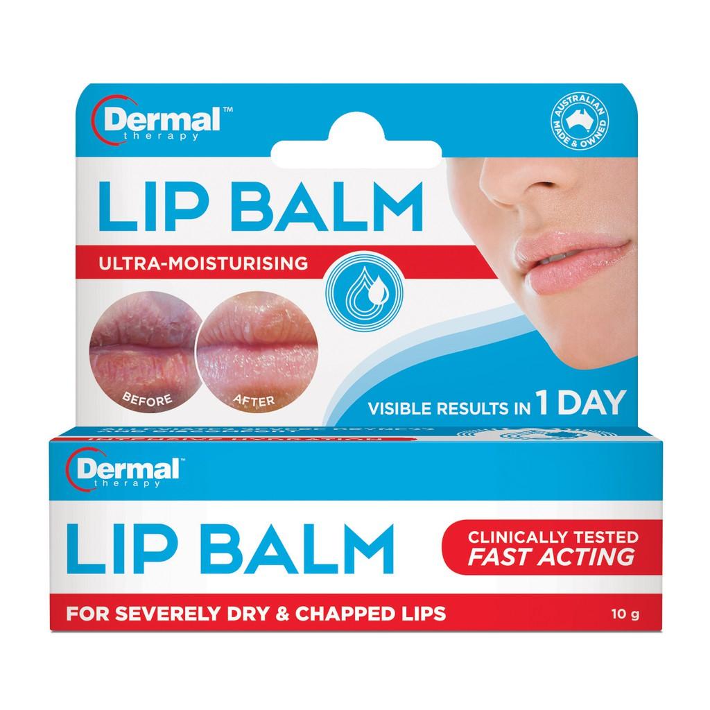 Dermal Therapy Lip Balm. Eczema on Lips - Shop Journey