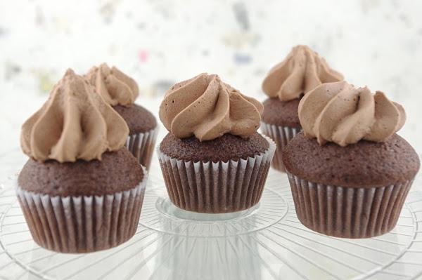 Chocolate-espresso  Cupcakes Recipe