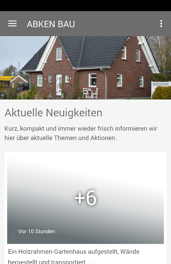 Abken-Bau- screenshot