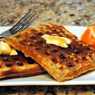 Gluten Free Waffles Adapted from Weight Watchers New Complete Cookbook.