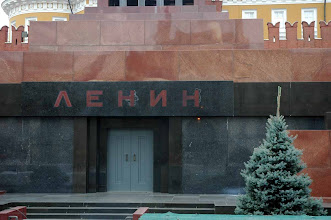 Photo: Lenin's tomb - Moscow, Russia