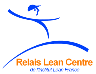 Logo Relais Lean Centre de l'Institut Lean France