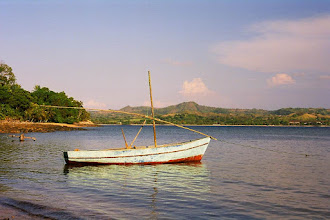 Photo: #008-La plage d'Ambatoloaka à Nosy Bé