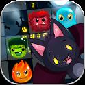 Halloween Monsters II: Match 3 icon