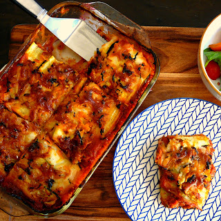 Plant-based Lasagne (vegan + gluten, grain, sugar & nut-free)