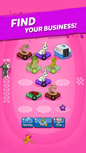 Merge Cute Animals: Cat & Dog 2.0.0 screenshots 13
