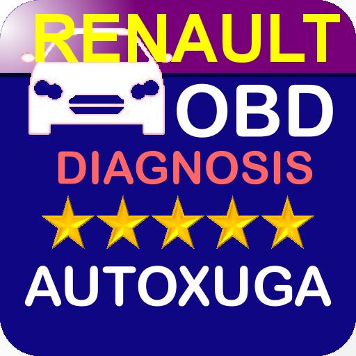 RENAULT diagnosis coches, lectura, borrado averías